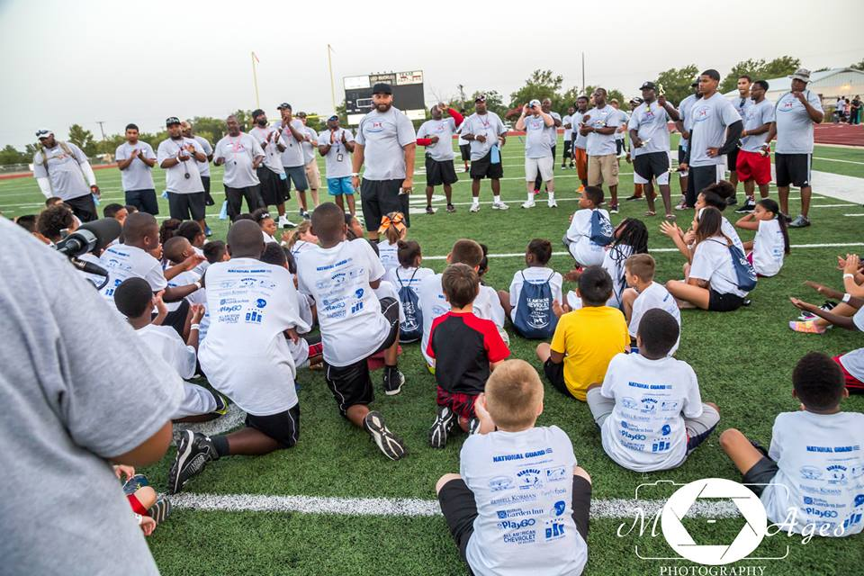 5th Annual Cen-Tex Camp and Combine