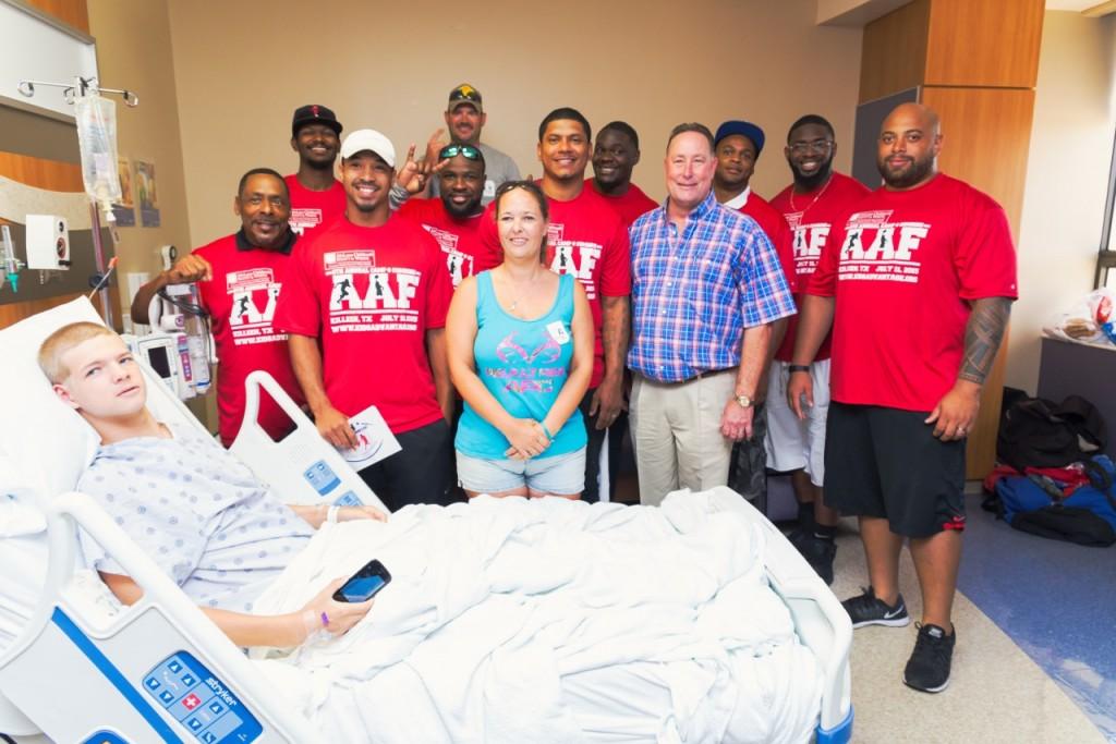 McLane Children's Hospital Visit