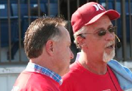 Mayor Cosper & Dan Hull