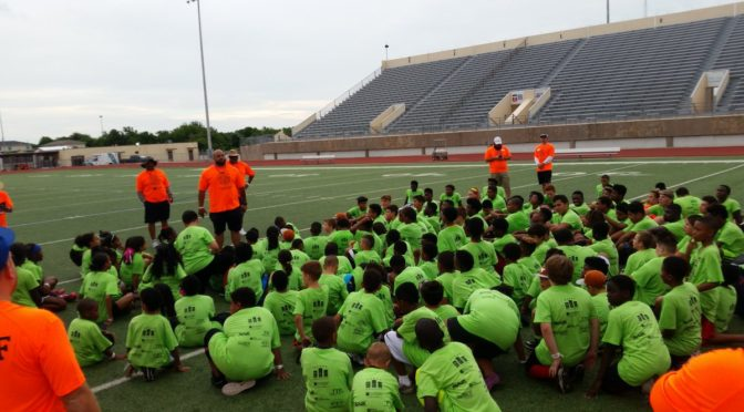 The 7th Annual Camp and Combine