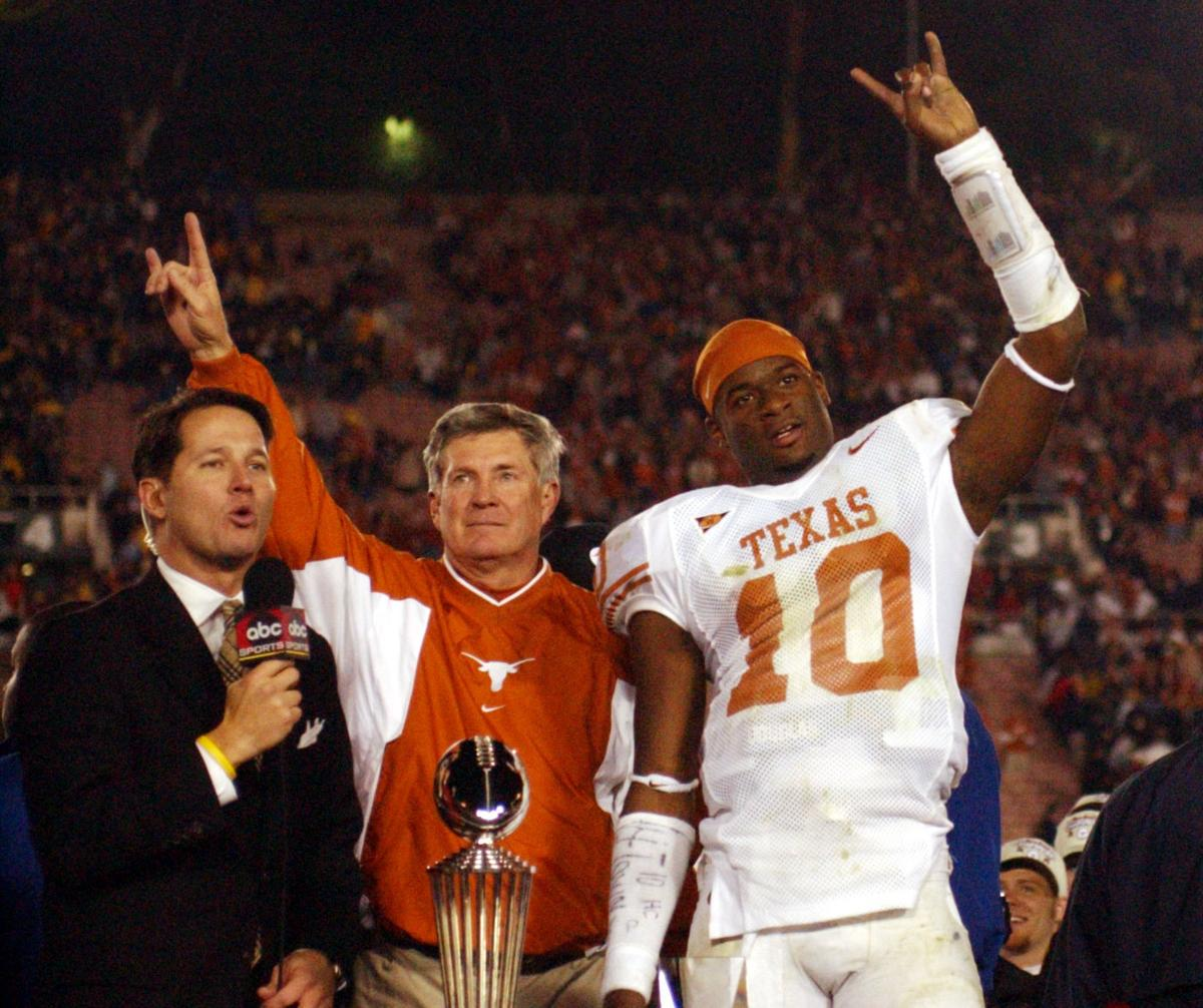 Congratulations Vince Young College Football HOF
