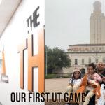 Video: Roy Miller III & His Kids Visit UT