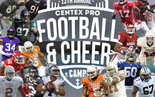 The 12th Annual Camp & Combine